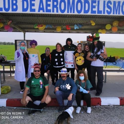 Carnaval en el Club